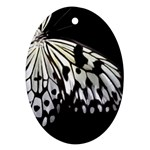 butterfly-pop-art-print-13 Ornament (Oval)