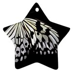 butterfly-pop-art-print-13 Ornament (Star)