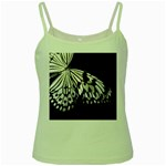butterfly-pop-art-print-13 Green Spaghetti Tank