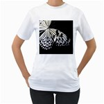 butterfly-pop-art-print-13 Women s T-Shirt