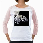 butterfly-pop-art-print-13 Girly Raglan