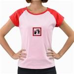 180771786_c50a8db28f Women s Cap Sleeve T-Shirt