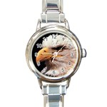 www_pics_am-birds133 Round Italian Charm Watch