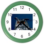 www_pics_am-birds207 Color Wall Clock