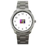 ART-z-100jgp-23302 Sport Metal Watch