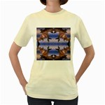 bioboom_xp-632179 Women s Yellow T-Shirt