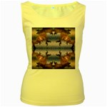 bioboom_xp-632179 Women s Yellow Tank Top