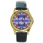 bioboom_xp-632179 Round Gold Metal Watch