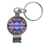 bioboom_xp-632179 Nail Clippers Key Chain