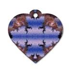 bioboom_xp-632179 Dog Tag Heart (One Side)