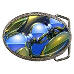 bluegold01b-709182 Belt Buckle