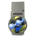 bluegold01b-709182 Money Clip (Round)
