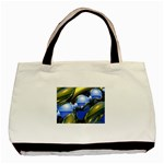 bluegold01b-709182 Classic Tote Bag (Two Sides)