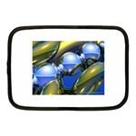 bluegold01b-709182 Netbook Case (Medium)