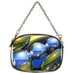 bluegold01b-709182 Chain Purse (Two Sides)