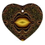 brown_fantasy-958468 Ornament (Heart)