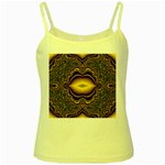 brown_fantasy-958468 Yellow Spaghetti Tank
