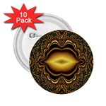 brown_fantasy-958468 2.25  Button (10 pack)