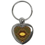 brown_fantasy-958468 Key Chain (Heart)