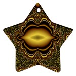 brown_fantasy-958468 Star Ornament (Two Sides)