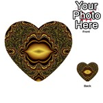 brown_fantasy-958468 Multi-purpose Cards (Heart)