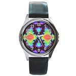 -color%20matrix-685134 Round Metal Watch