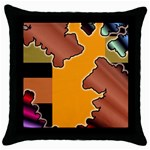 colordesign-391598 Throw Pillow Case (Black)