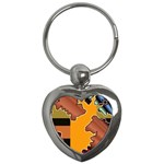 colordesign-391598 Key Chain (Heart)