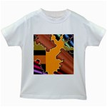 colordesign-391598 Kids White T-Shirt