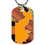 colordesign-391598 Dog Tag (Two Sides)