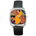 colordesign-391598 Square Metal Watch