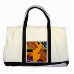 colordesign-391598 Two Tone Tote Bag