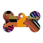 colordesign-391598 Dog Tag Bone (Two Sides)