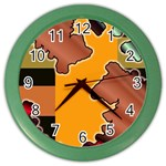 colordesign-391598 Color Wall Clock