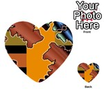 colordesign-391598 Multi-purpose Cards (Heart)