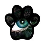 eye-538468 Magnet (Paw Print)