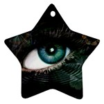 eye-538468 Star Ornament (Two Sides)