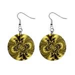 gold-260221 1  Button Earrings