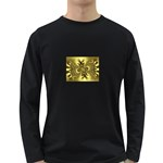 gold-260221 Long Sleeve Dark T-Shirt