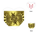 gold-260221 Playing Cards (Heart)