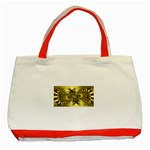 gold-260221 Classic Tote Bag (Red)