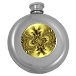 gold-260221 Hip Flask (5 oz)