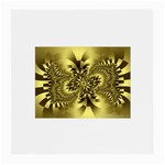 gold-260221 Glasses Cloth (Medium, Two Sides)