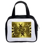 gold-260221 Classic Handbag (Two Sides)