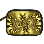 gold-260221 Digital Camera Leather Case
