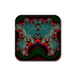 Grimbala-954205 Rubber Coaster (Square)