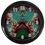 Grimbala-954205 Wall Clock (Black)