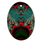 Grimbala-954205 Oval Ornament (Two Sides)