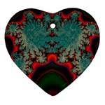 Grimbala-954205 Heart Ornament (Two Sides)