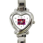 intensive_liquid-104671 Heart Italian Charm Watch